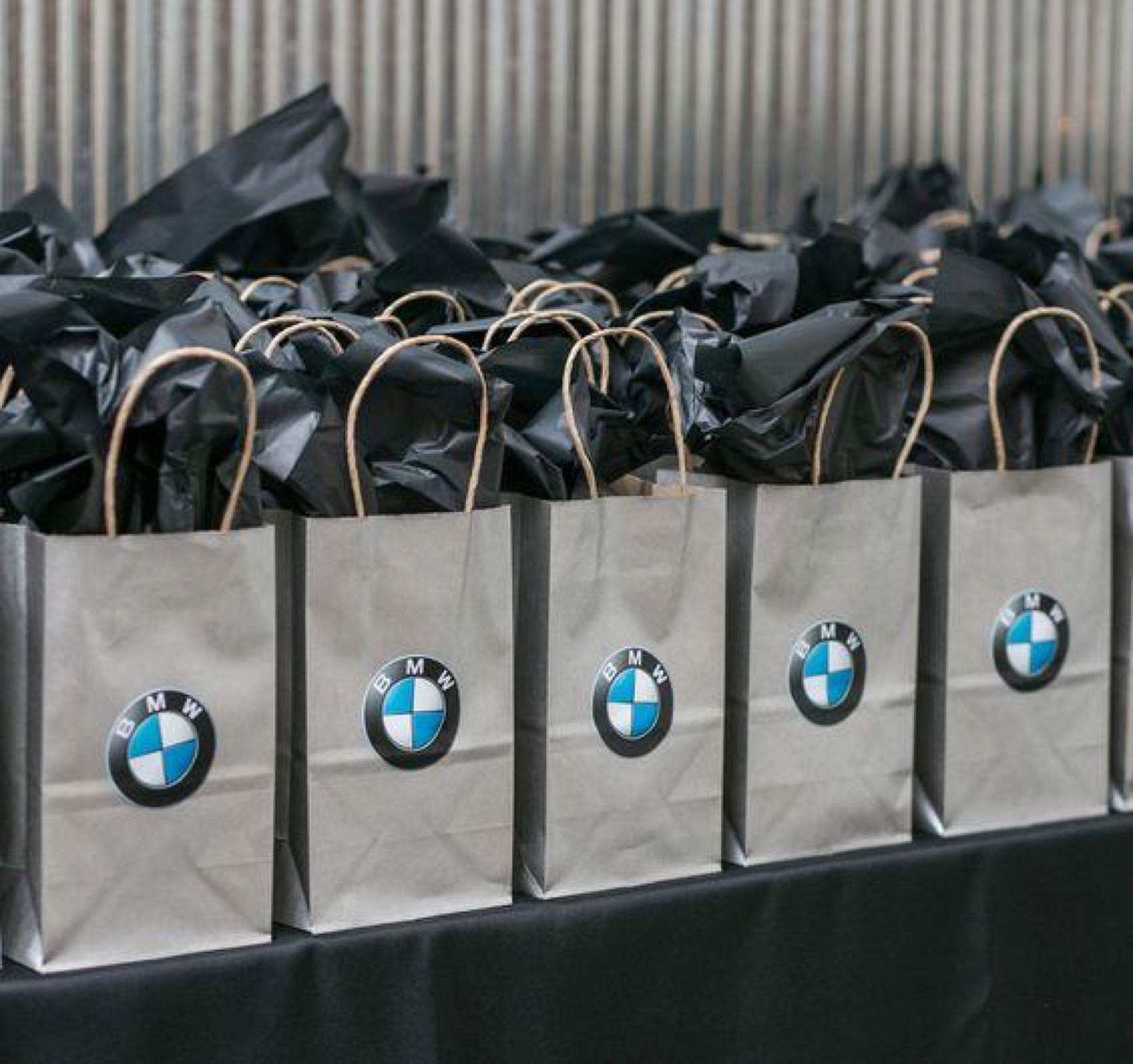 BMW Gift Bags