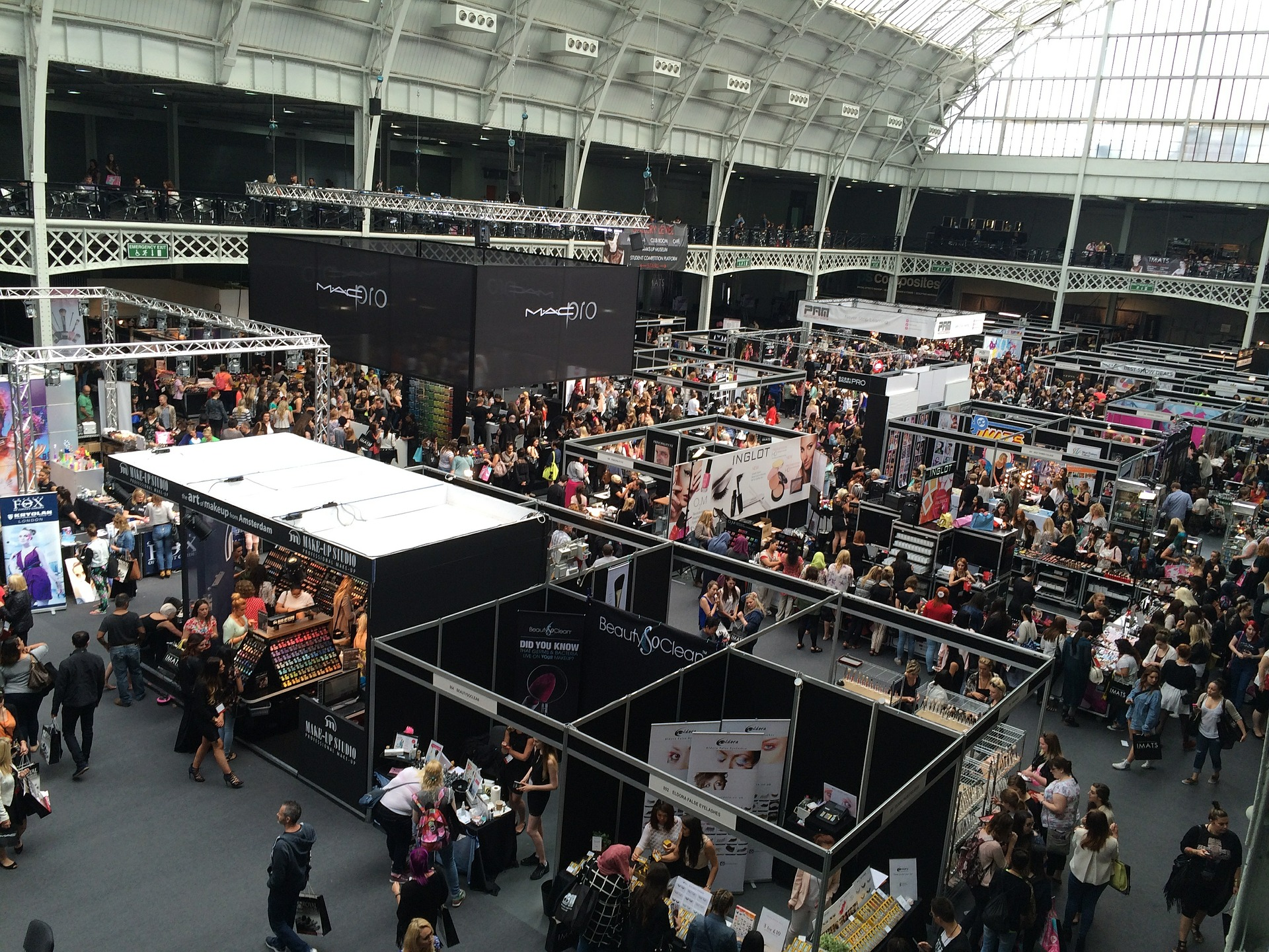 Irresistible Ideas for Your Tradeshow Booth