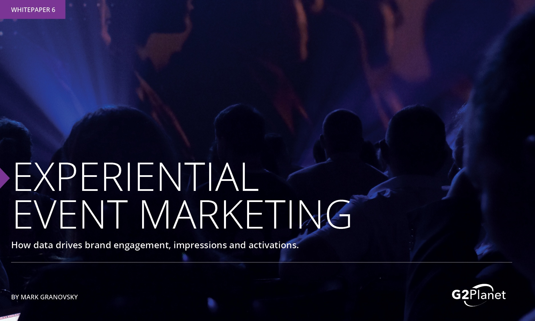 NEW Planning Tool Organizes the Event Experience
