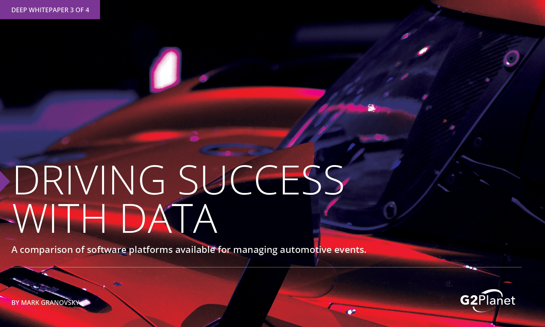 Driving Success with Data
