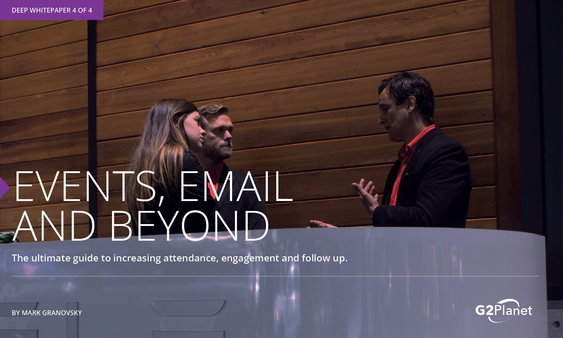 Events Email And Beyond