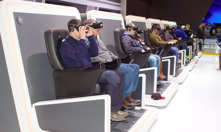 Virtual Reality, Indoor Snow, and Obstacle Courses: Experiential Marketing in Chicago
