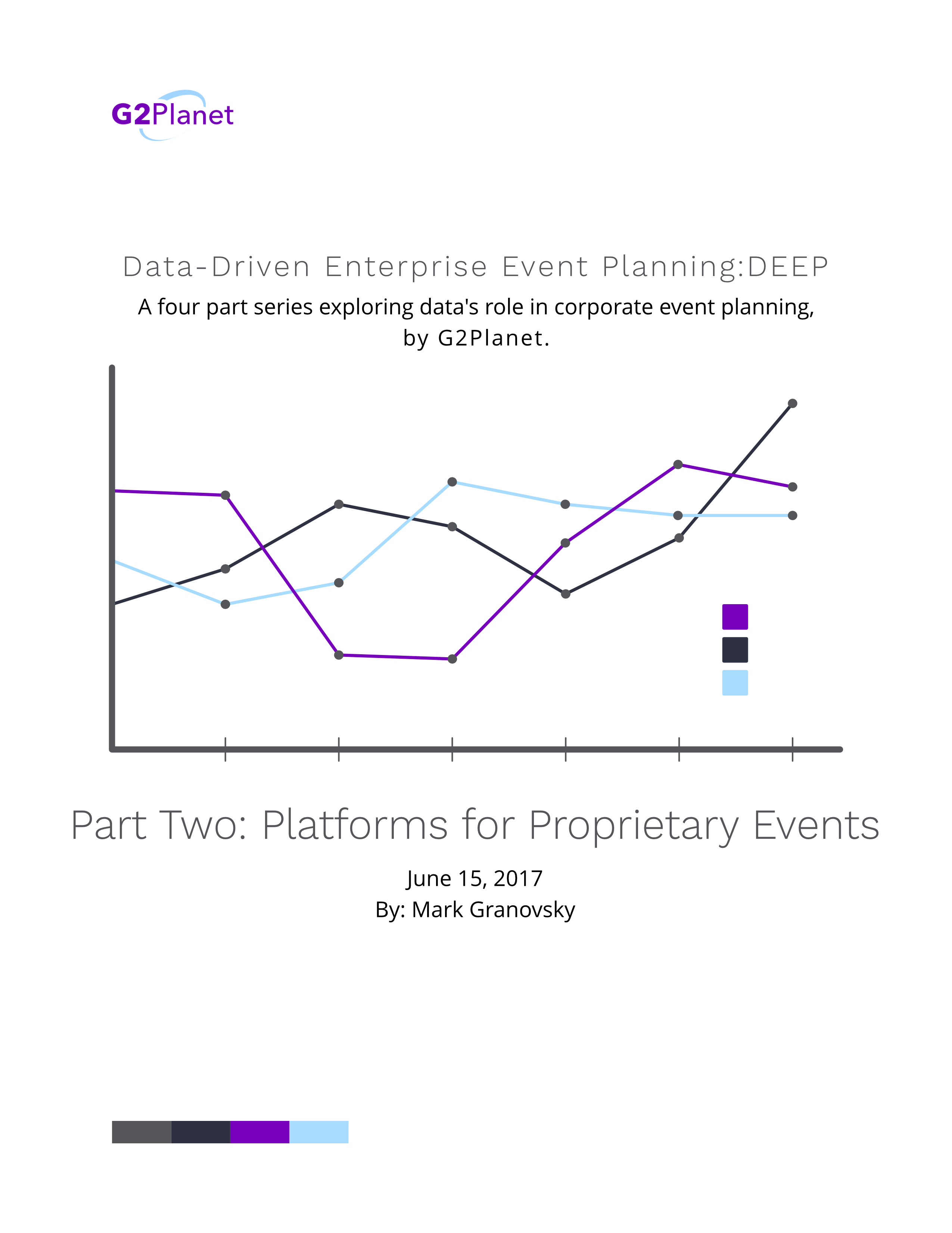 Enterprise Event Management Whitepaper: Platforms for Proprietary Events