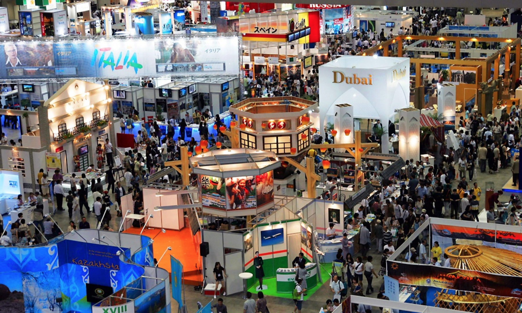 Enhancing Trade Show Presence: Moving Beyond the Booth