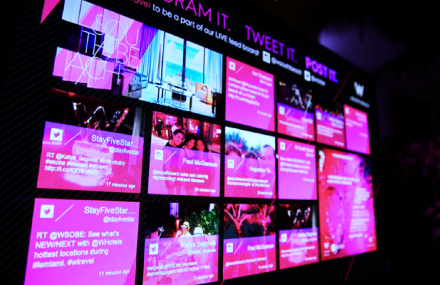 Social Walls & Content: The Modern Drivers of Event Management