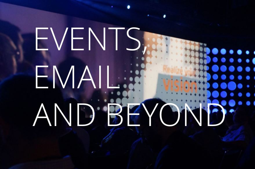 Enterprise Event Management Whitepaper: Events, Email and Beyond