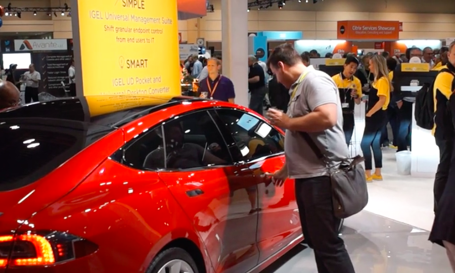 Experiential Marketing Goes Virtual At The LA Auto Show - Car show management software