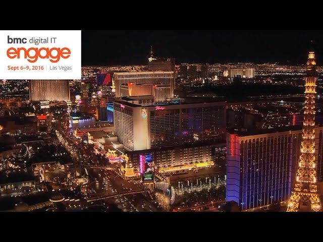Behind the Experience: BMC Engage 2016